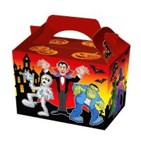 Halloween Trick or Treat Meal Party Box